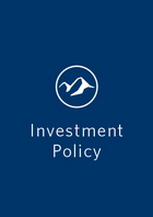 Investment Policy Wyss & Partner